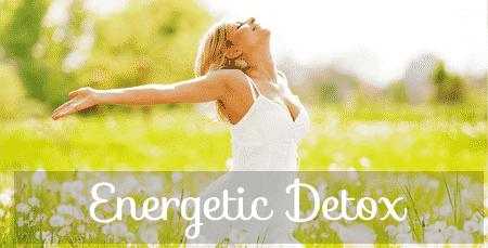 energetic detox, energy clearing, emotional clearing